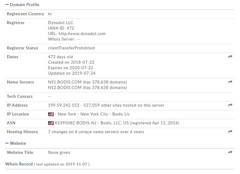 bolly4u url details