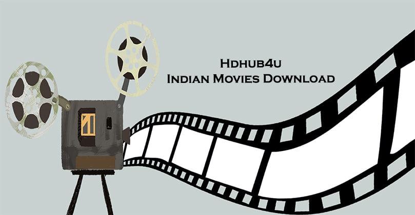 hdhub4u website