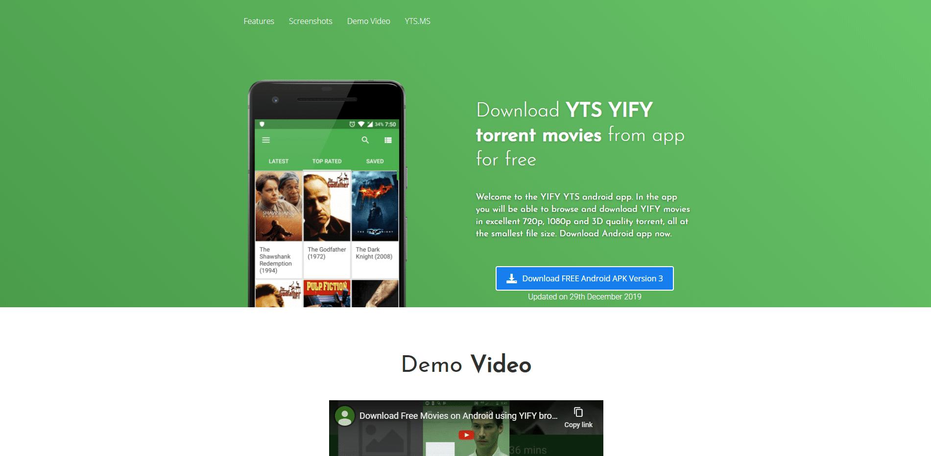yts app