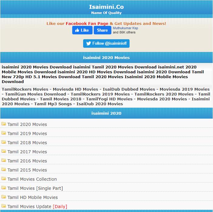 isaimini tamilrockers tamil movies download