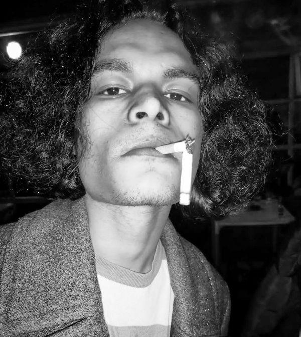 Babil Khan Smoking