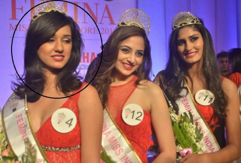 Disha-Patani-Became-1st-Runner-Up-At-Miss-Indore-Title-2013