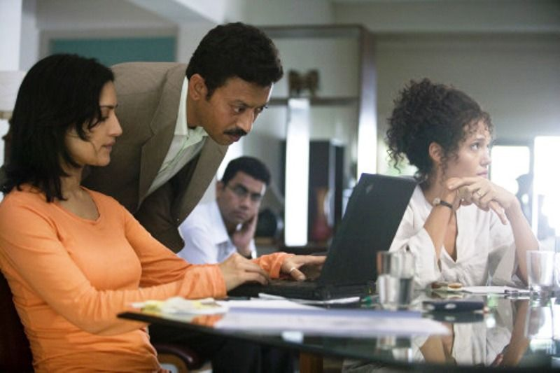 Irrfan Khan in A Mighty Heart