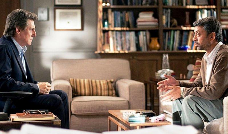 Irrfan Khan in HBO Drama In Treatment
