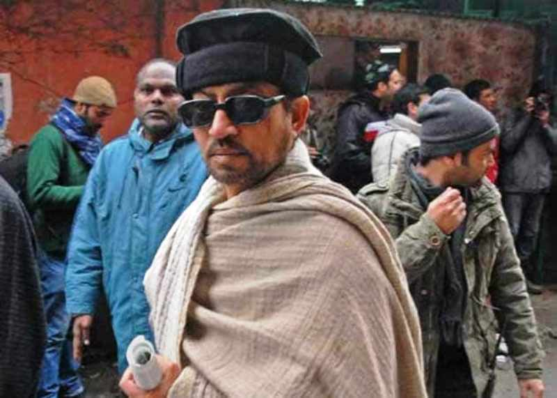 Irrfan Khan in Haider