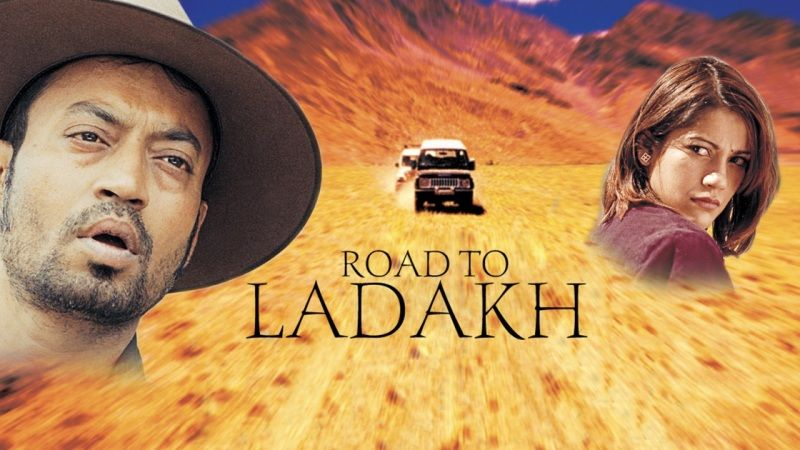 Irrfan Khan in Road to Ladakh