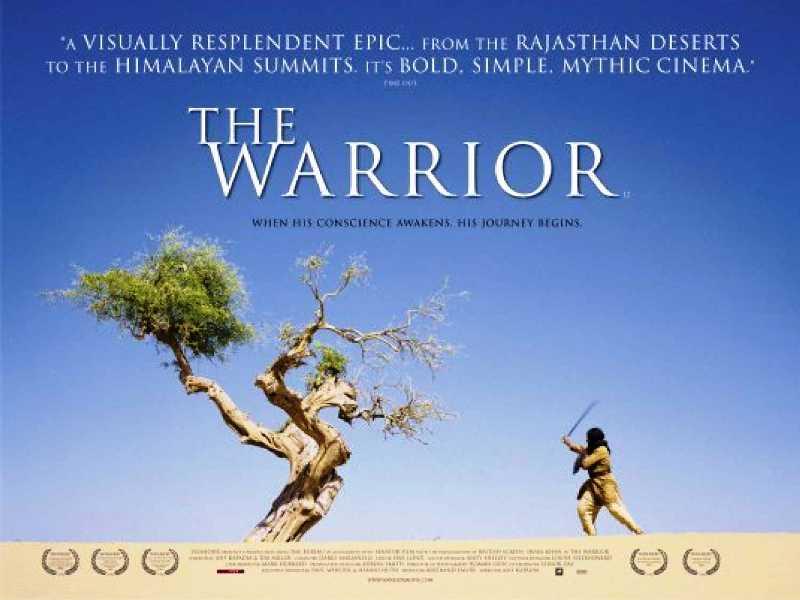 Irrfan Khan in The Warrior (2001)