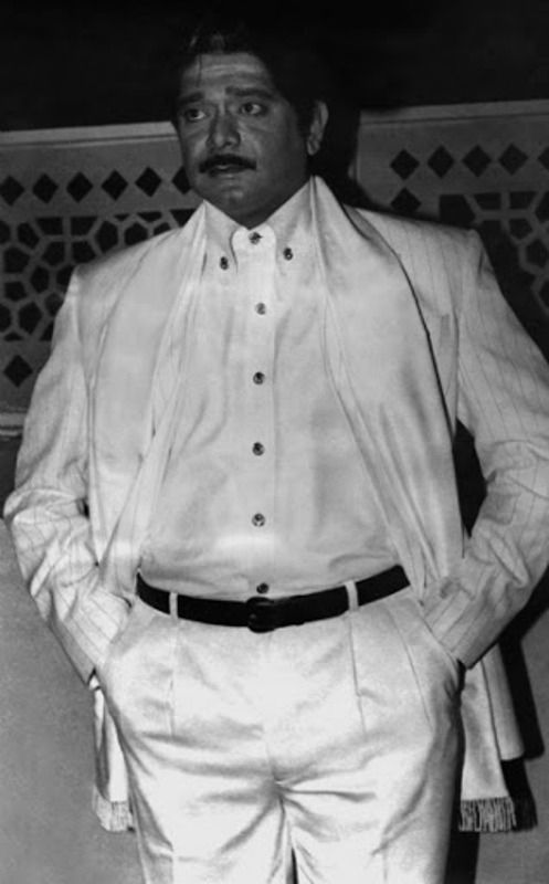 Old Picture of Mohan Joshi