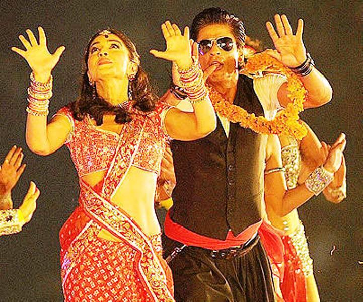 Shriya Saran Dancing at IPL Event