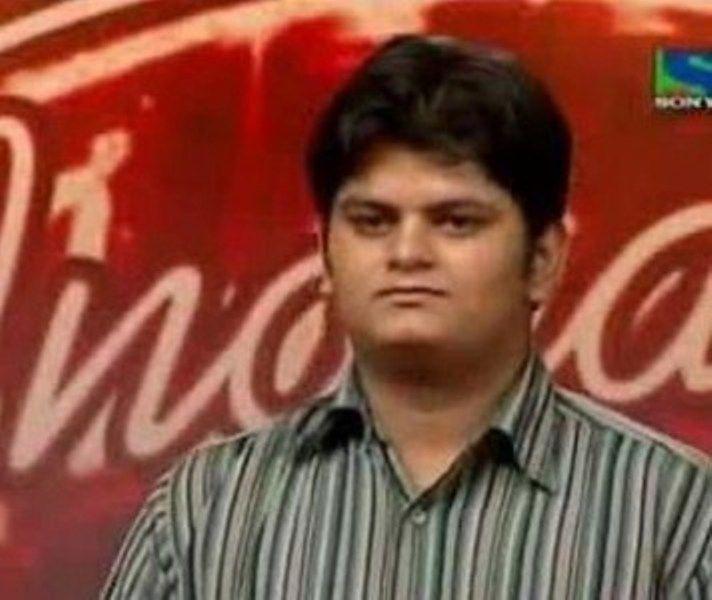 Vishal Mishra Auditioning for Indian Idol