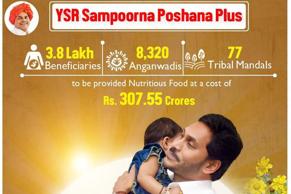 YSR Sampoorna Poshana Scheme